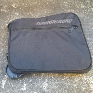 セロー225WE:ラフローのコンバーチブルエコバッグを着けてみた‼