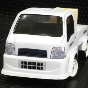 ラジコンドリフト:スバルサンバー街道レーサードリ車