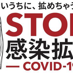新型コロナウイルス第5波が・・・8月のお知らせ!