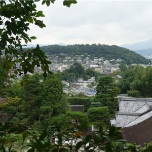 庭園と展望台からの眺めも素晴らしい銀閣寺(東山慈照寺)