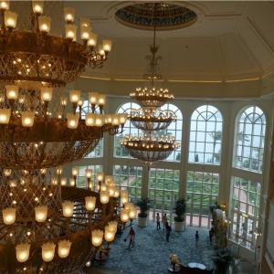 『宿泊記』香港ディズニーランドホテル①はキングダムクラブフロアがオススメ。ディズニー好きじゃなくても楽しめるリゾートホテル