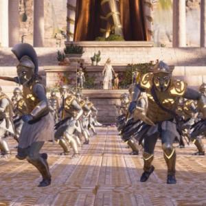 アサシンクリード オデッセイ まったり古代ギリシア探索 Part16