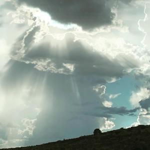 スピリットの雲
