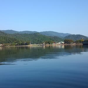 琵琶湖北湖バス釣り、奥琵琶湖、あか~ん