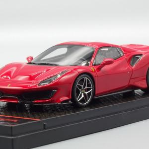 BBR FERRARI 488 PISTA SPIDER CLOSED ROOF