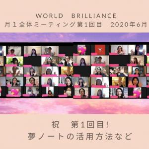World Brillianceレポ③