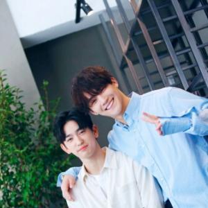 JJ PROJECT JB&Jinyoung