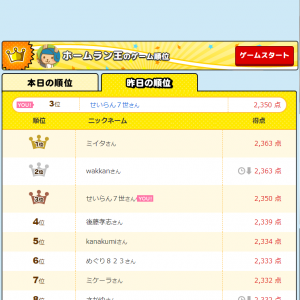 ポイントサイト【げん玉】【Potora】 上位入賞!