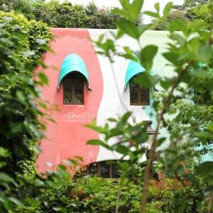三鷹の森ジブリ美術館界隈