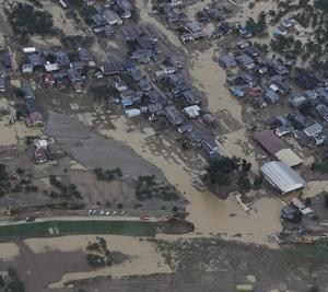 【韓国】主要大企業、日本の台風被害に支援は行わない方針を固める