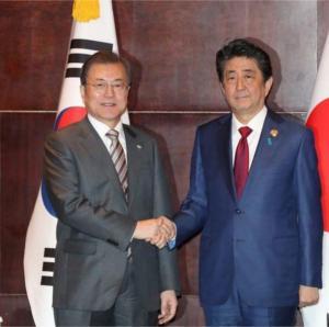 【韓国紙】GSOMIAは日本に対韓輸出規制強化の完全な撤回を迫る重要なカード。日本が誠意のある態度を見せていないと判断すれば、文大統領が終了を決断する
