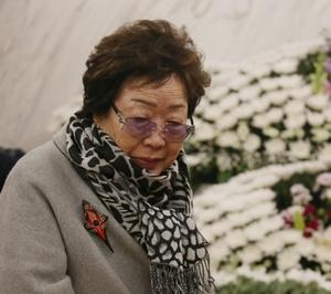 【韓国】慰安婦婆さん、裏切っていた支援団体員を「人間じゃない」