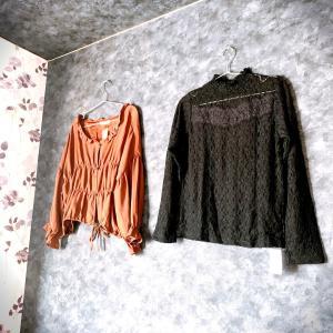 女子高生の秋服お買い物(*'▽'*)娘とショッピング♪マジェスティックレゴン