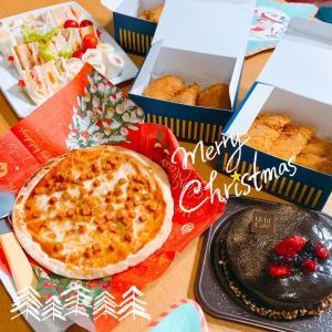 今年のクリスマスはローソン産でした