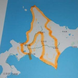 2021.9  北海道ソロツーリングに出発