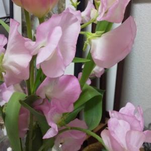 花をかえました