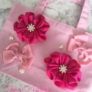 ピンク色♡