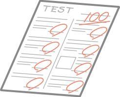 試験直前!総復習テスト・添削課題の有効活用法