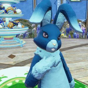 やさぐれウサギはアルバート!