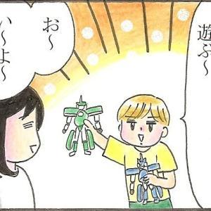 翼君とシンカリオン~ピースフルワールド・前編~
