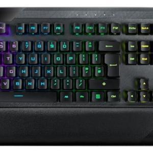 テンキーがキーボードから外せるゲーミングキーボード