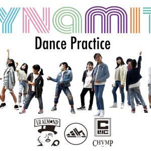 【BTS Dynamite 踊ってみた】振り付け ダンス練習動画