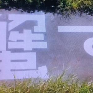 謎の白文字の意味は?