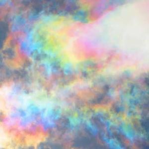 虹の日/彩雲