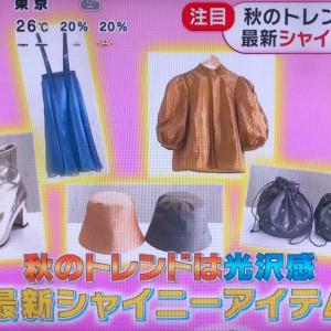 シャイニーアイテム2021秋