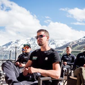 サガンが1月に行ったスキー場で18日間のチームキャンプに参加