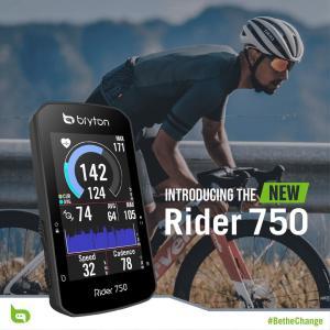 Bryton Rider750はGarminEdge 830のライバルに 音声検索機能は良いかも