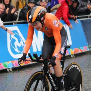 オリンピックオランダ自転車チームを襲う更なる悲劇 今度は世界王者が倒される