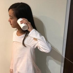 心の糸電話