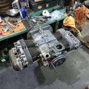 空冷ビートル 1200ccエンジン