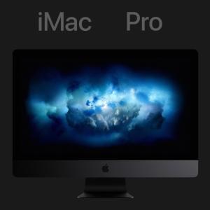 iMac Proに、電源オフでも動作続ける盗難対策機能を搭載?