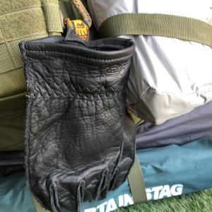 【ハピキャン更新】キャンプで使うグローブについて書いたよ