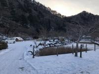 【2020冬】雪の塩原グリーンビレッジでキャビン泊