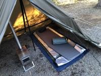テントへのPomoly薪ストーブのインストールについて