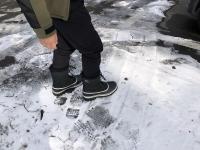 冬キャンプの定番ブーツ!ソレル カリブーを使ってみた