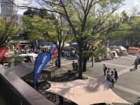 アウトドアデイジャパン2021 東京に行ってきたよ