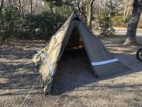 手持ちのソロテントでツーリングキャンプに最適なテントは何だろう