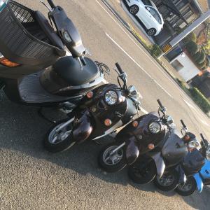 中古車 50ccスクーター