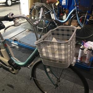 本日は自転車ラッシュです。
