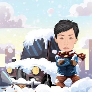 冬が来たー‼︎