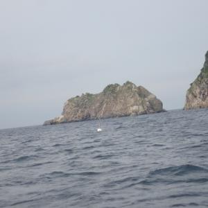 魚探に打ち込んだマダイポイントに行ってみました。結果は・・・(´;ω;`)ウゥゥ