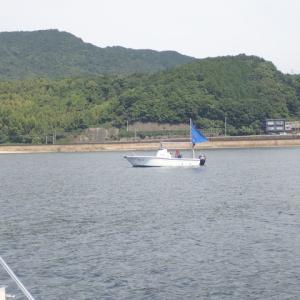 梅雨の晴れ間を利用して広島のHIGASIさんとアジを釣りに行きました。結果は( ^ω^)・・・でした。