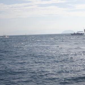 タチウオのテスト釣行2回目行ってきました。強い風と高い波があり危険なためテストできませんでした。(;´д`)トホホ