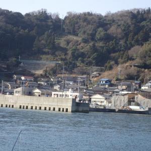 祝島方面に加奈丸Ⅱで釣行にしました。結果は・・・(´;ω;`)ウゥゥ