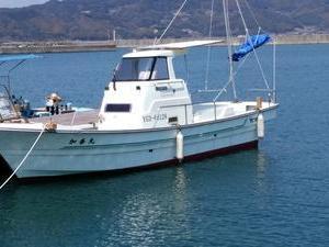 加奈丸での船釣りもあと数回で終わりです。理由は( ^ω^)・・・