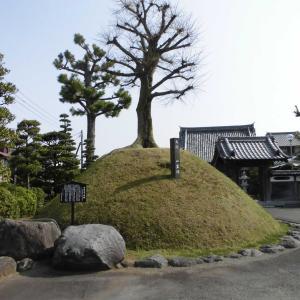 東海道第二弾3日目(3)沼津宿~三島宿